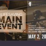 A Lifesaving Main Event